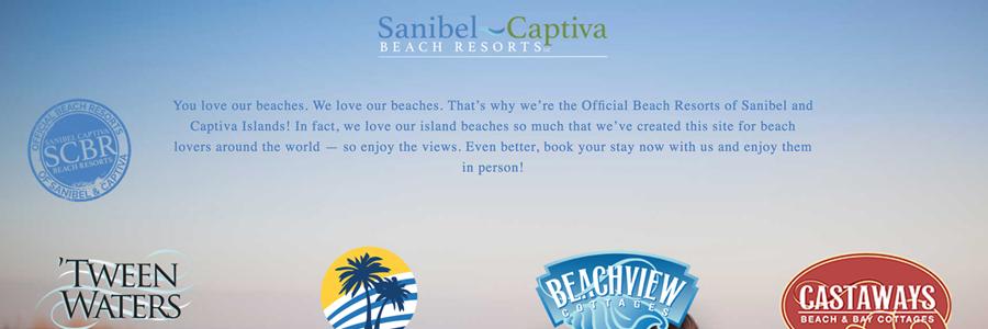 Sanibel Captiva Beach Resorts Launches New Beachcam Site