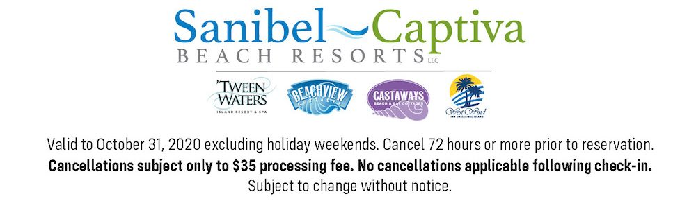 """""""Rest Assured"""" 'Til October 31: Modify or (if need be) cancel your reservation with 100% confidence."""
